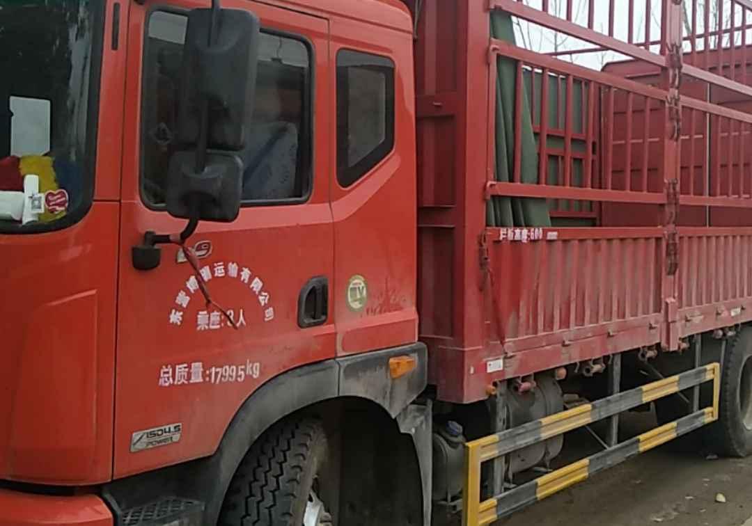 东风其他车系 载货车  180匹 2018年04月 4x2