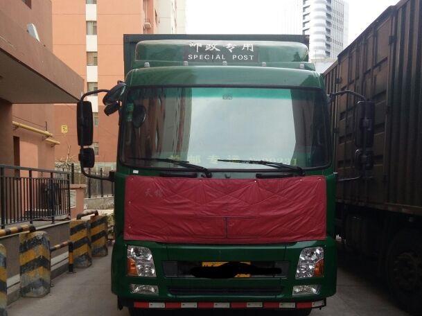 东风天锦 载货车  180匹 2015年09月 4x2