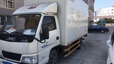 #其他品牌 载货车  106匹 2016年03月 4x2