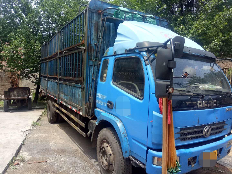 东风其他车系 载货车  140匹 2011年03月 4x2