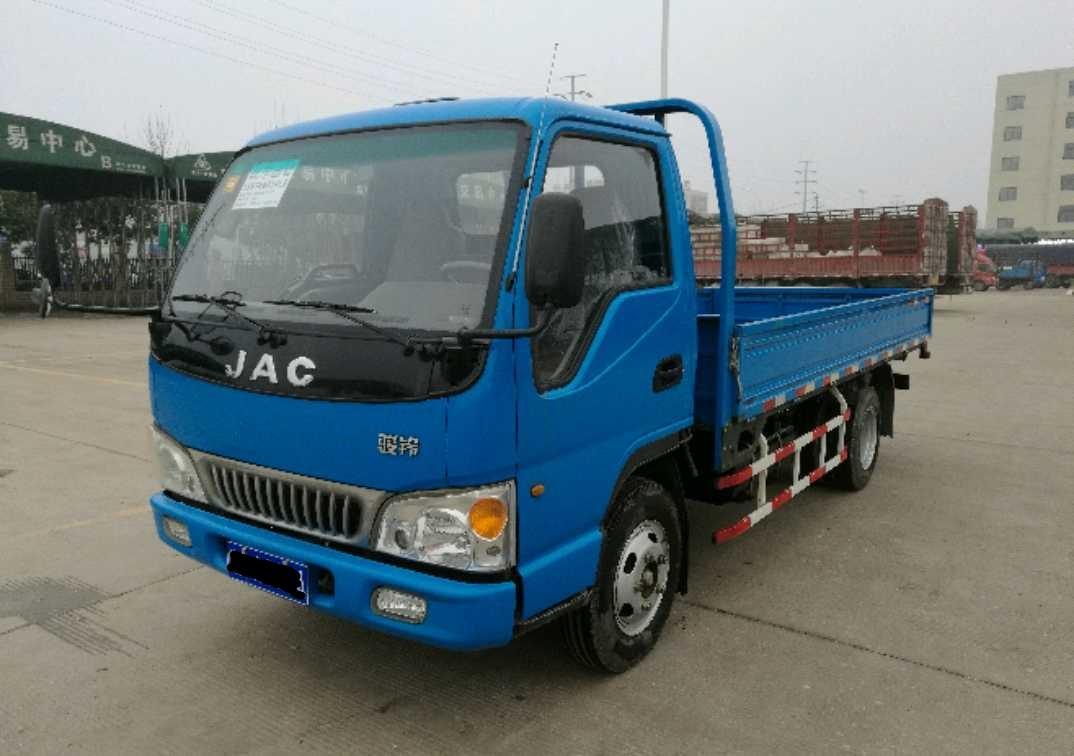 江淮其他车系 载货车  95匹 2009年09月 4x2