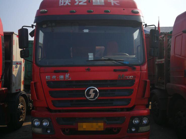 陕汽德龙M3000 牵引车  336匹 2013年06月 6x4