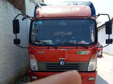 中国重汽王牌 载货车  140匹 2016年10月 4x2