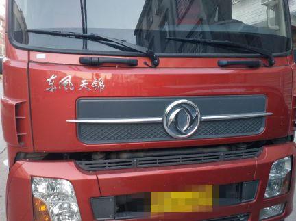 东风天锦 载货车  245匹 2016年11月 6x2