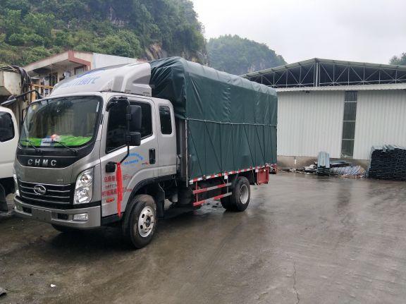 四川现代其他车系 载货车  143匹 2018年05月 4x2