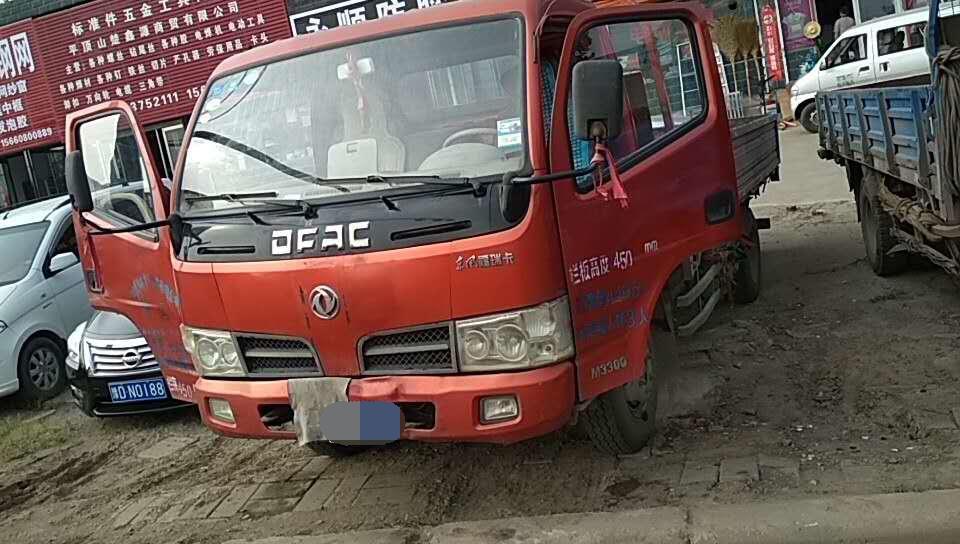东风其他车系 载货车  120匹 2011年10月 4x2