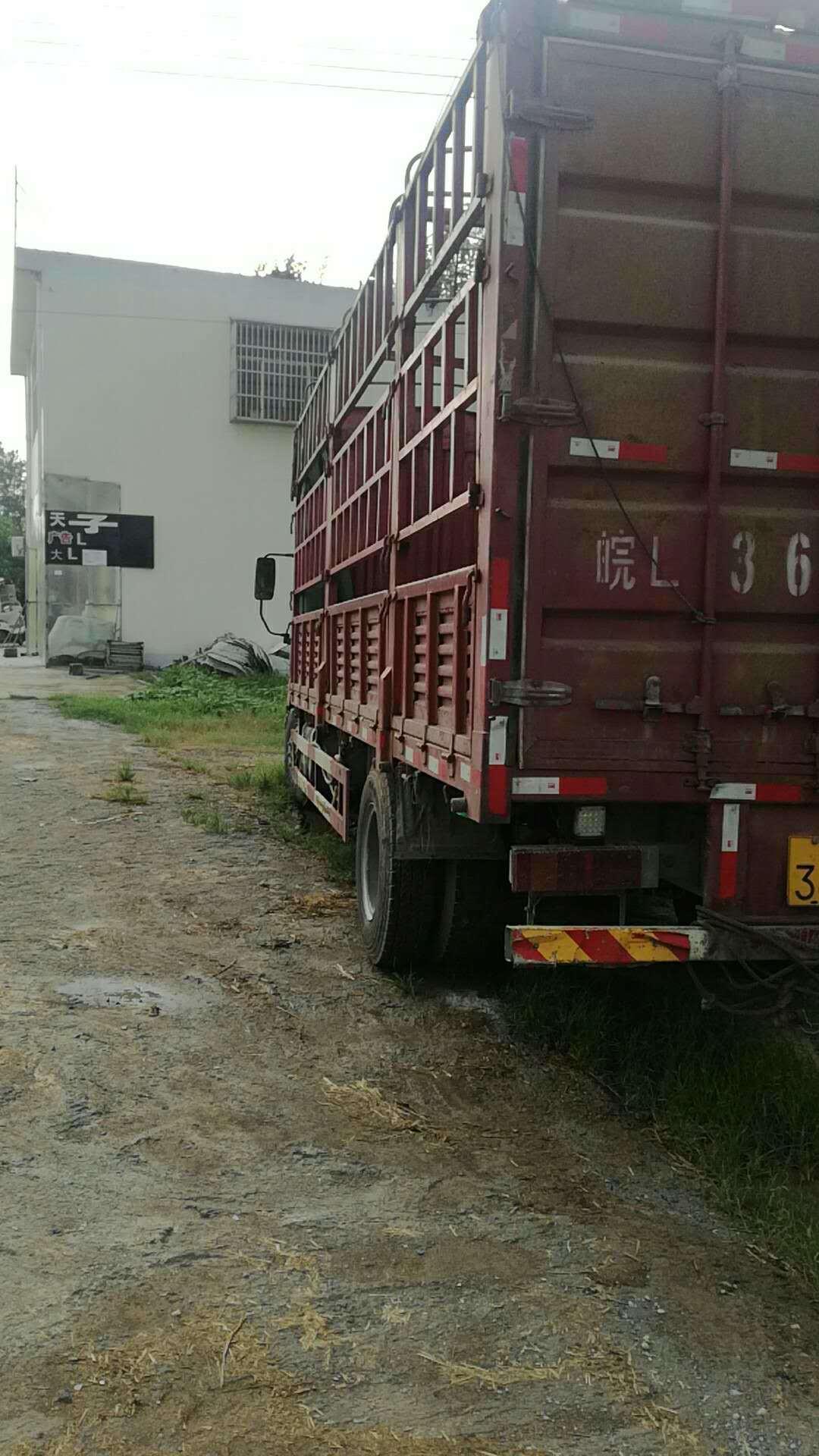 青岛解放其他车系 载货车  140匹 2011年09月 4x2
