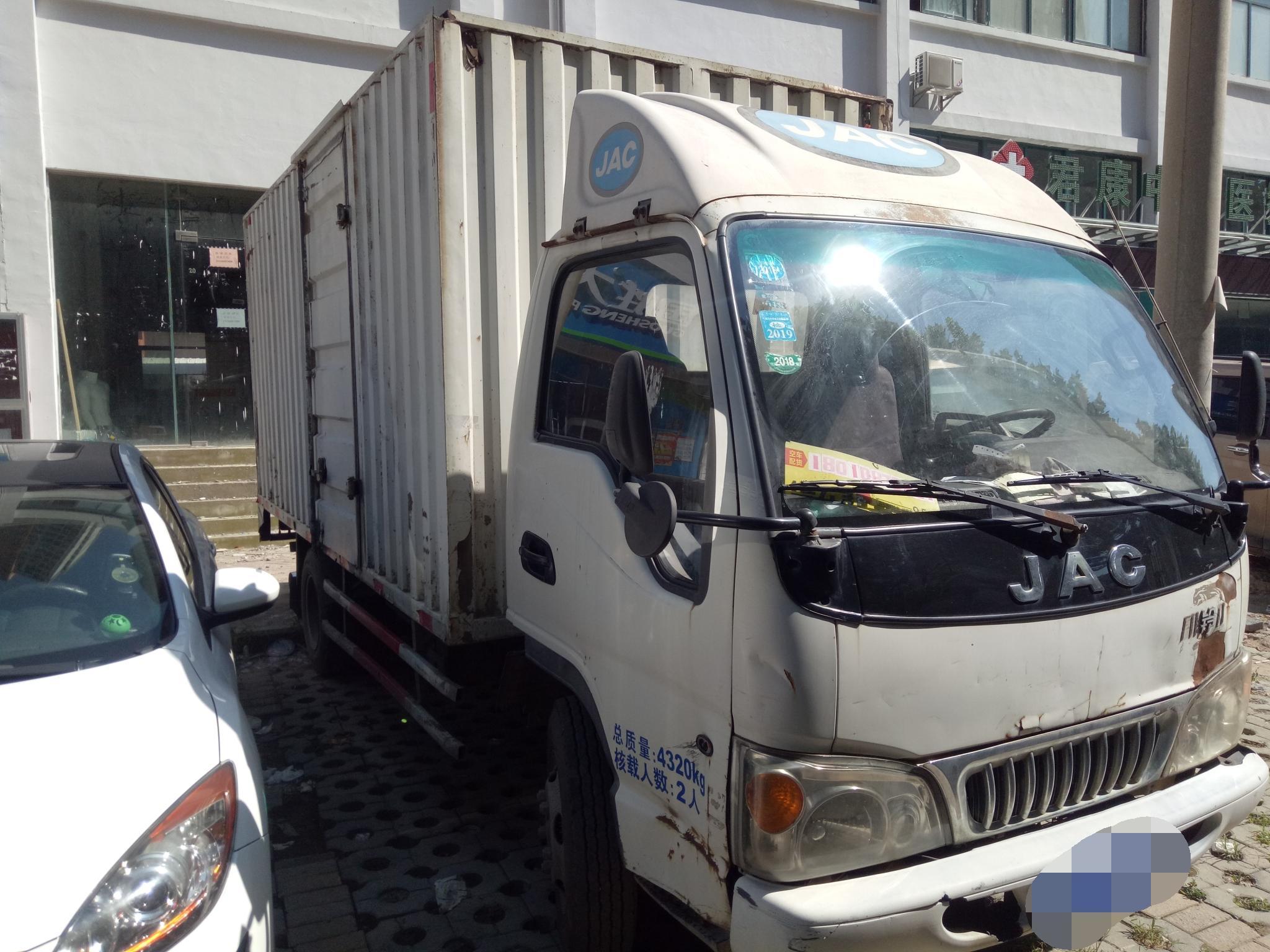 江淮其他车系 载货车  90匹 2010年01月 4x2