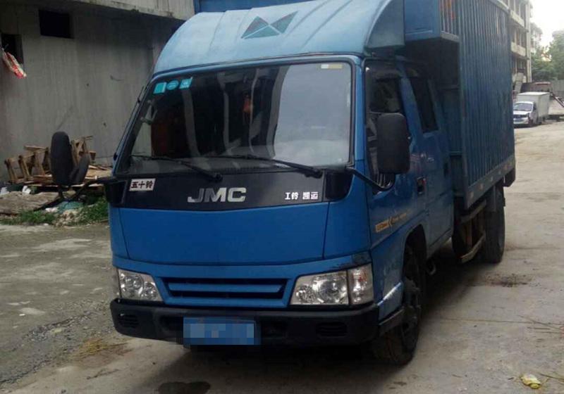 #其他品牌 载货车  85匹 2009年06月 4x2