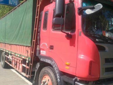 江淮其他车系 载货车  160匹 2014年12月 4x2