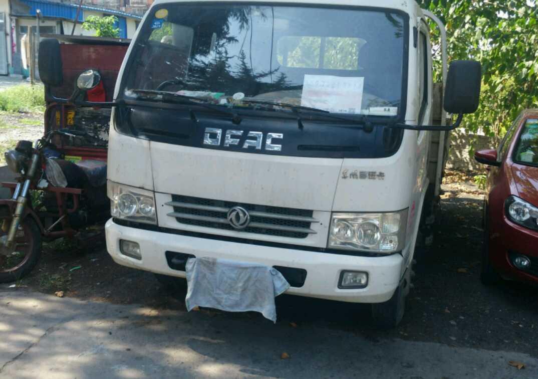 东风其他车系 载货车  115匹 2012年04月 4x2