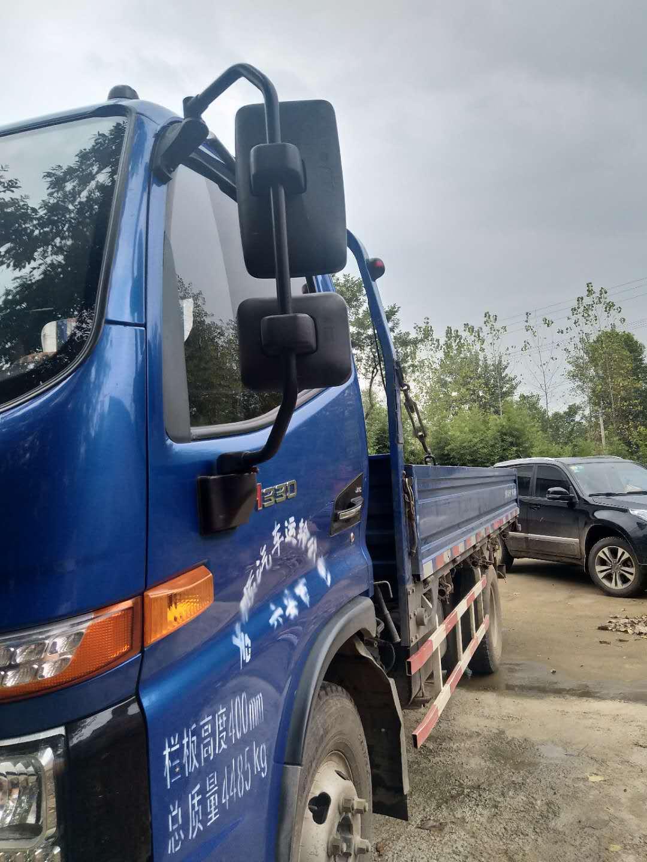 江淮其他车系 载货车  160匹 2016年06月 4x2