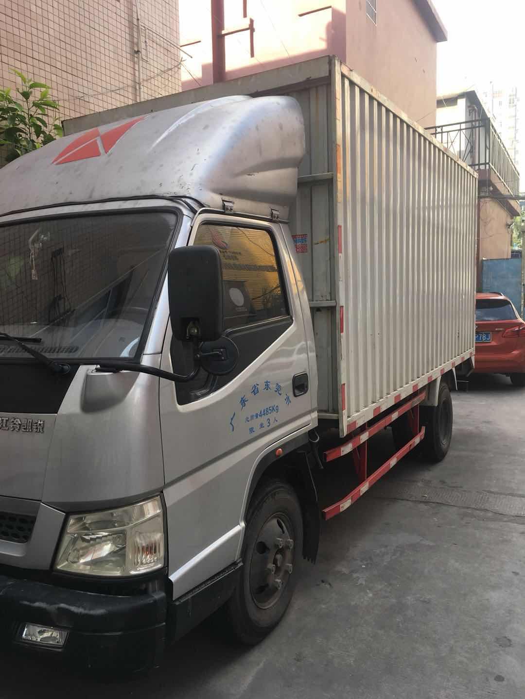 #其他品牌 载货车  115匹 2010年05月 4x2