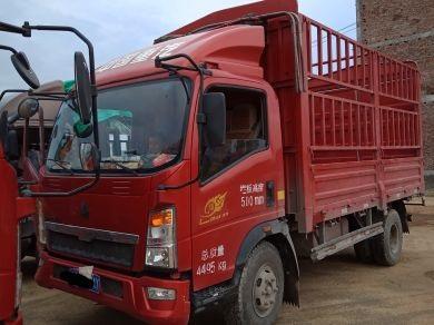中国重汽HOWO 载货车  140匹 2016年08月 4x2