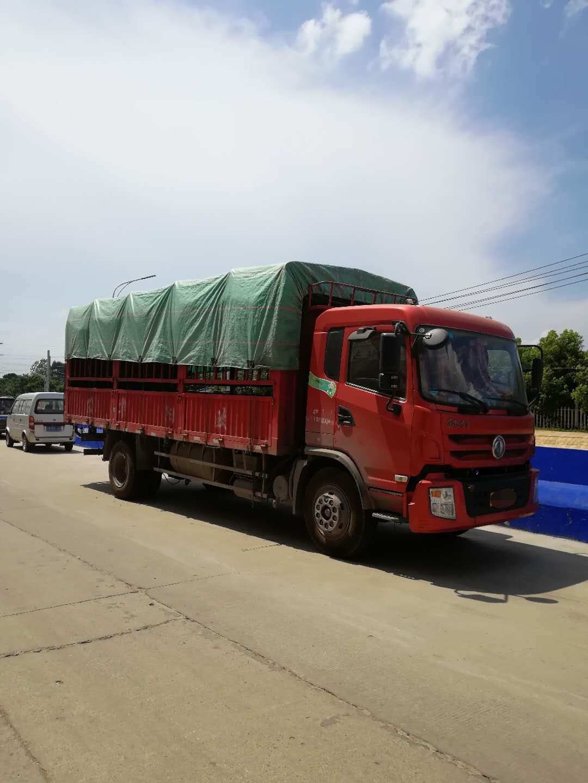 东风东风特商 载货车  170匹 2015年01月 4x2