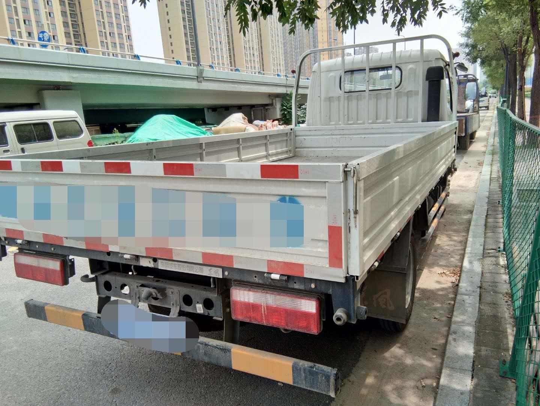 东风其他车系 载货车  115匹 2017年07月 4x2