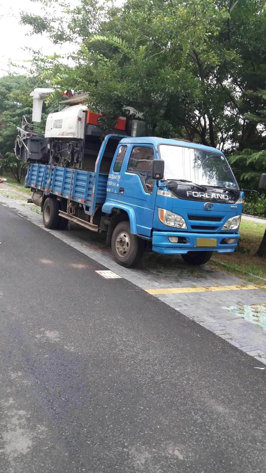 时代康瑞 载货车  120匹 2010年07月 4x2