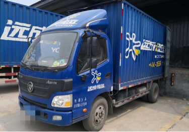 福田欧曼其他车系 载货车  148匹 2015年11月 4x2