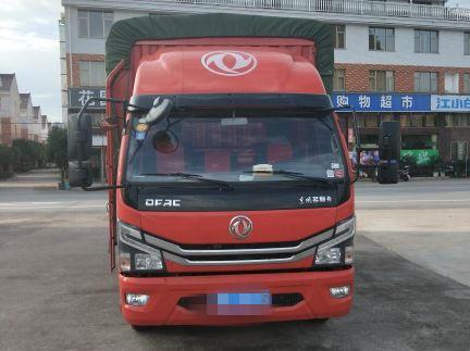 东风其他车系 载货车  130匹 2018年05月 4x2