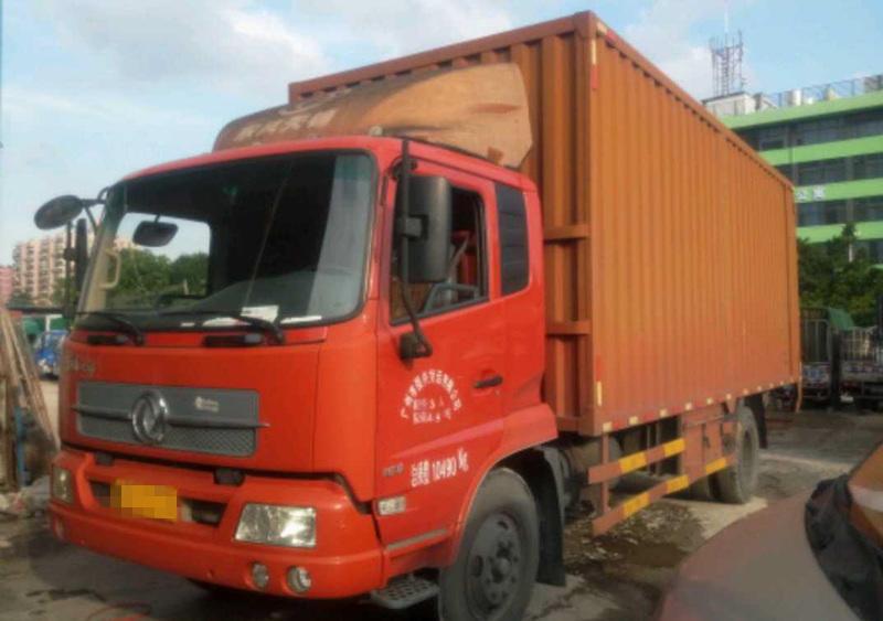 东风天锦 载货车  160匹 2013年05月 4x2