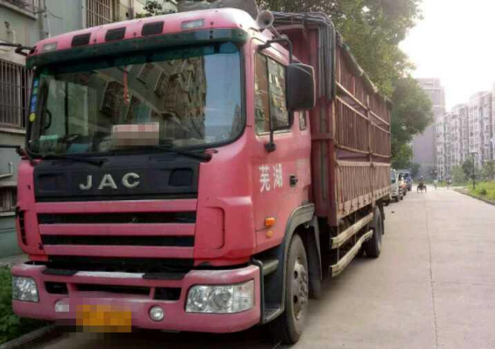 江淮格尔发K5L中卡 载货车  180匹 2009年03月 4x2