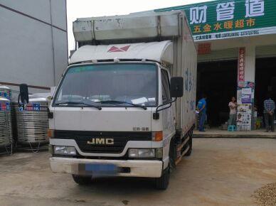 #其他品牌其他 载货车  116匹 2015年05月 4x2