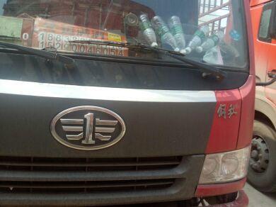 青岛解放其他车系 载货车  160匹 2012年11月 4x2