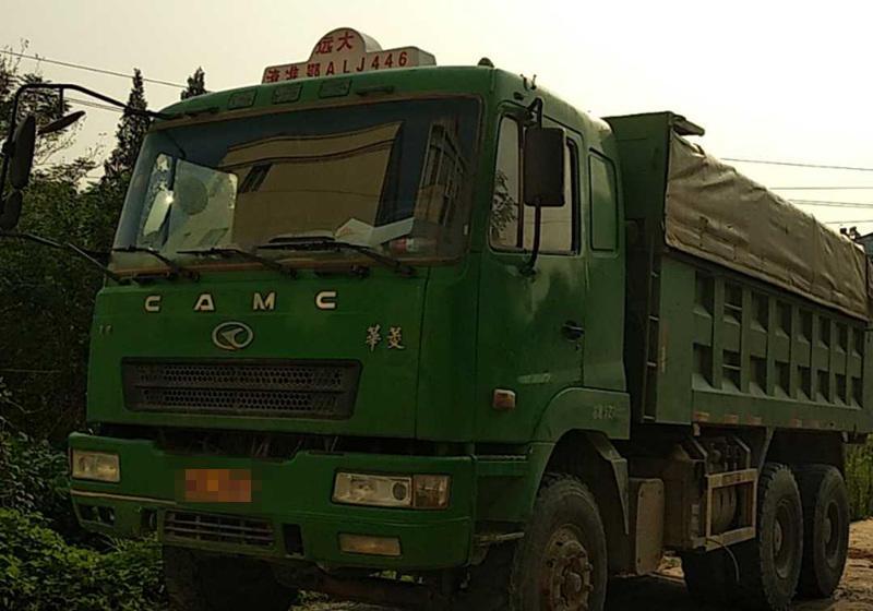 华菱华菱重卡 自卸车  310匹 2012年05月 6x4