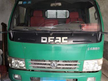 东风其他车系 载货车  120匹 2010年11月 4x2