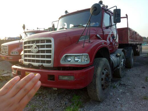 东风龙卡 牵引车  290匹 2010年05月 6x2