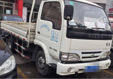 南京依维柯跃进 载货车  65匹 2013年11月 4x2