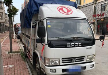 东风其他车系 载货车  115匹 2018年05月 4x2