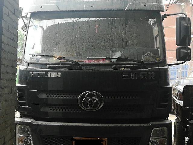 三环十通昊龙 载货车  220匹 2017年04月 6x2
