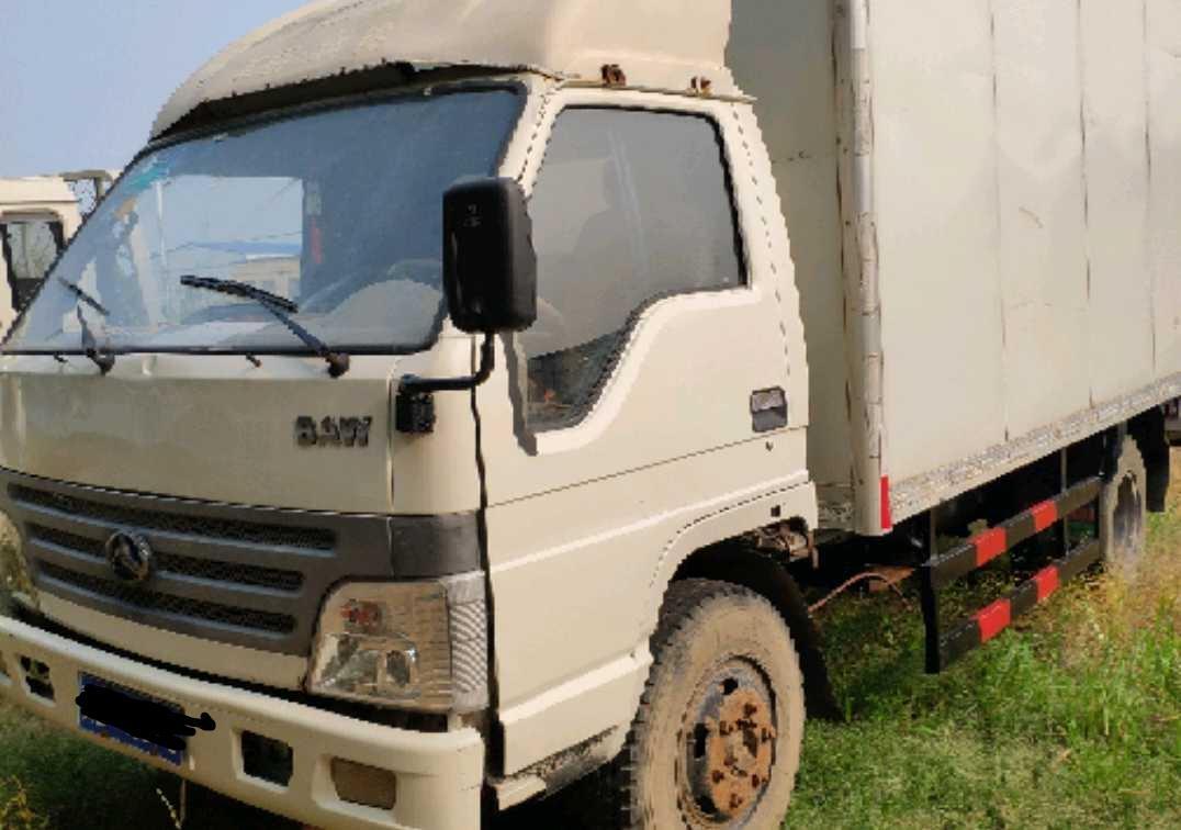 #其他品牌 载货车  120匹 2010年02月 4x2