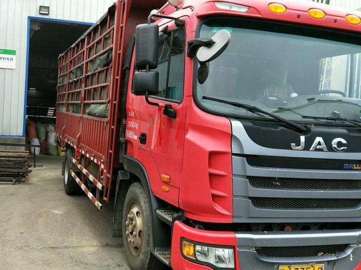 江淮格尔发 载货车  160匹 2013年05月 4x2
