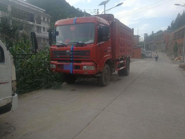 三环十通昊龙 自卸车  160匹 2014年06月 4x2