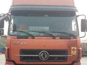 东风天龙 牵引车  375匹 2009年09月 6x4