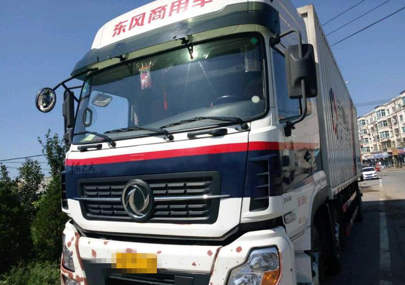 东风天龙 载货车  245匹 2015年09月 6x2
