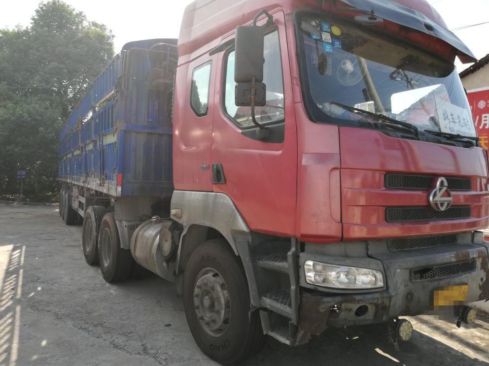 东风霸龙 牵引车  375匹 2010年03月 6x4