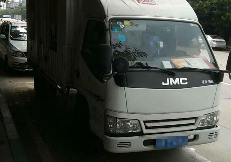 #其他品牌江铃凯运,载货车  116匹 2013年03月 4x2