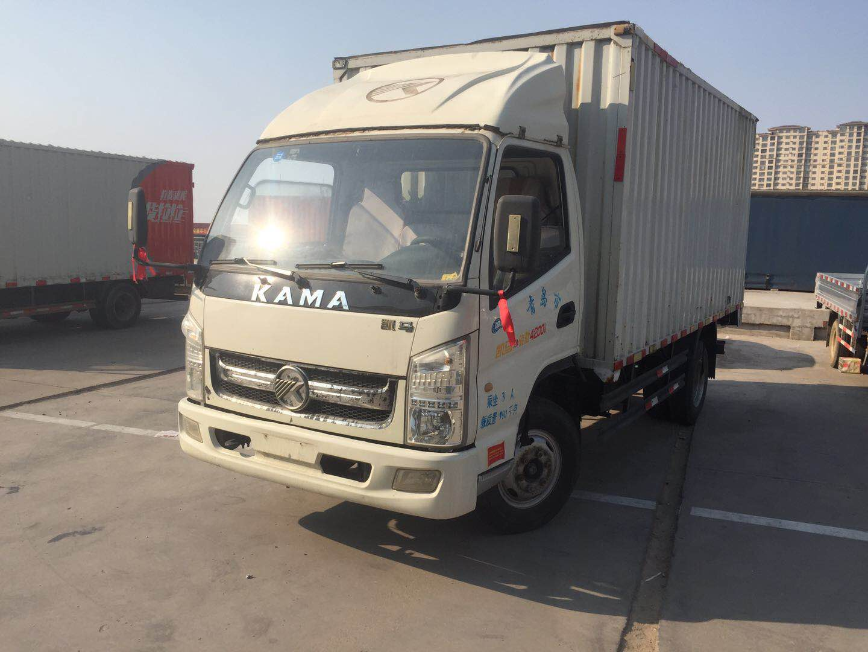 凱馬銳菱 載貨車  115匹 2014年10月 4x2