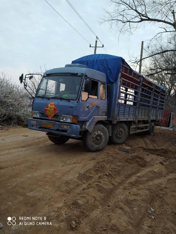 青島解放其他車系 載貨車  225匹 2009年03月 6x2