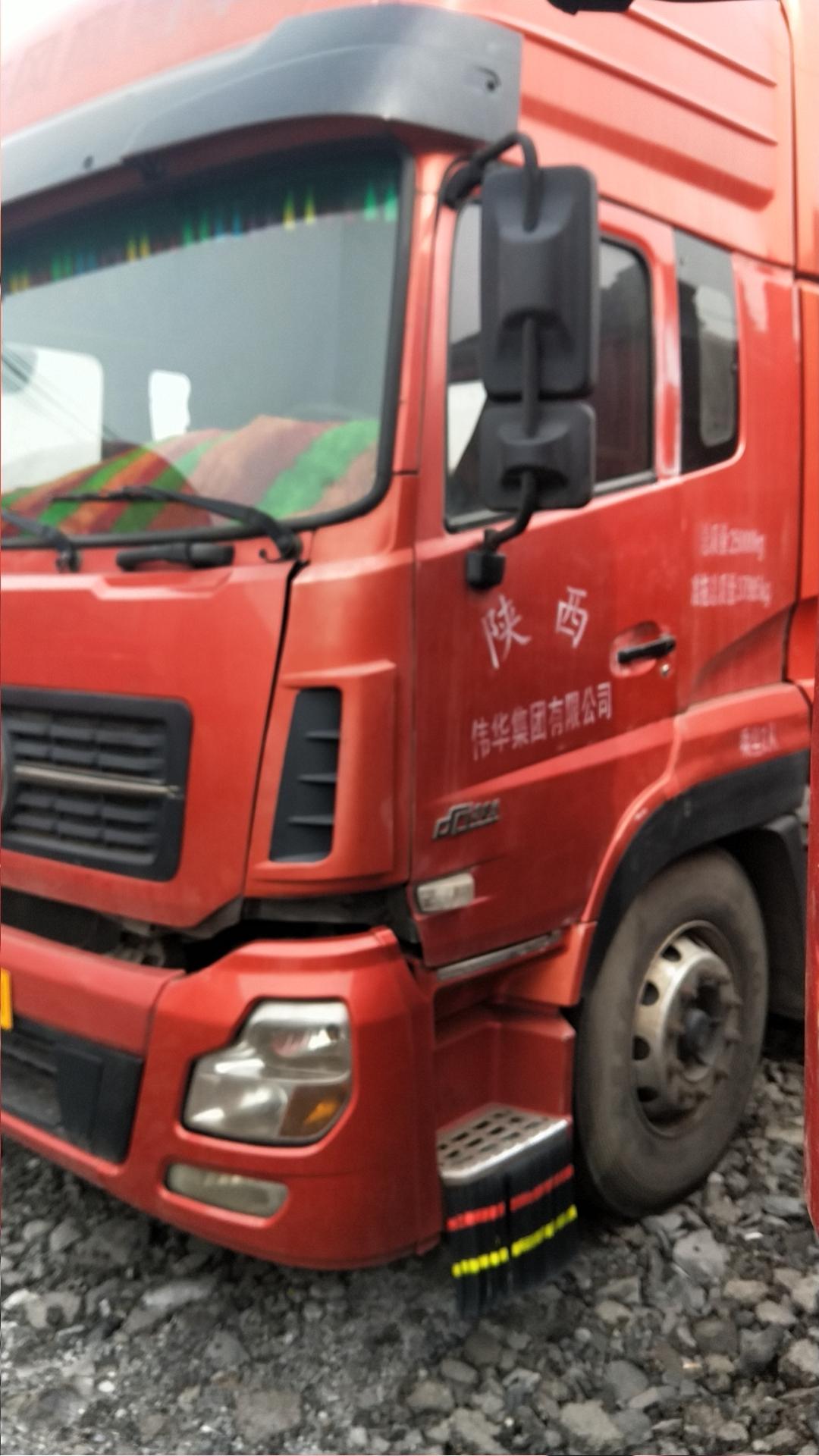 东风天龙 牵引车  320匹 2015年03月 6x4