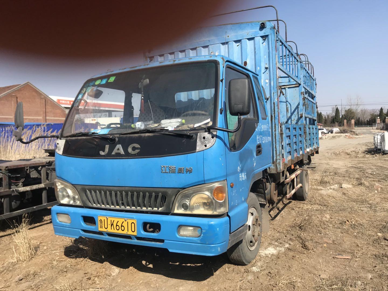 江淮其他車系 載貨車  130匹 2011年06月 4x2