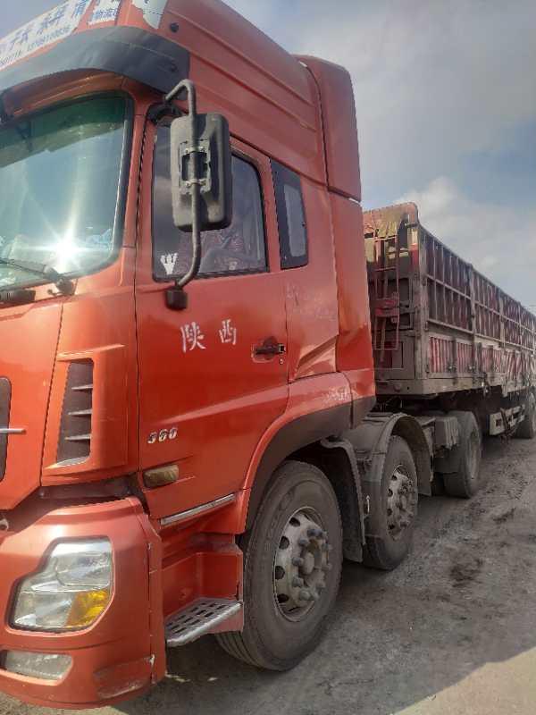 東風東風特商 牽引車  300匹 2014年12月 6x4