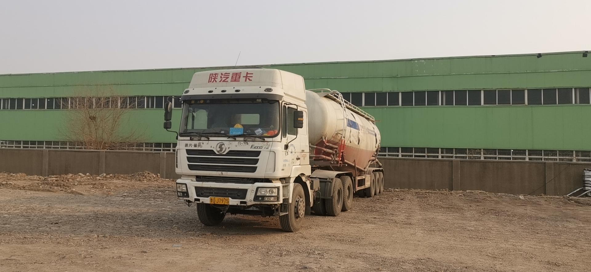 陜汽德龍F3000 牽引車  380匹 2014年06月 6x4