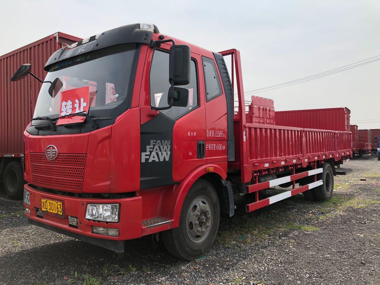 青島解放其他車系 載貨車  164匹 2016年02月 4x2