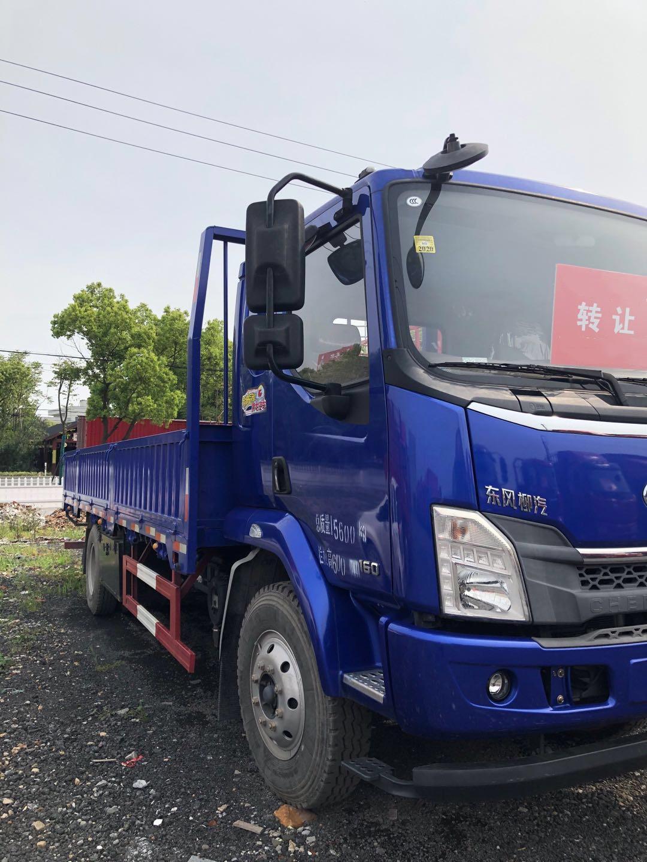 东风乘龙 载货车  160匹 2018年02月 4x2