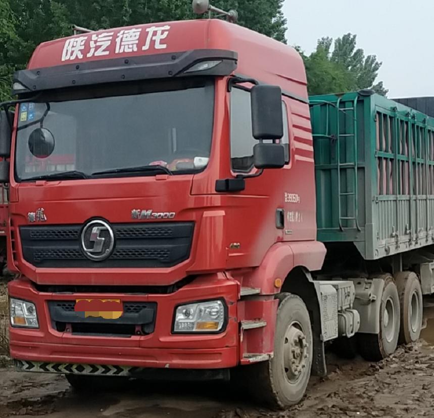 陕汽德龙新M3000 牵引车  430匹 2018年08月 6x4