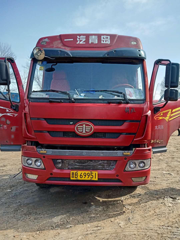 青島解放新悍威 牽引車  270匹 2012年03月 6x2